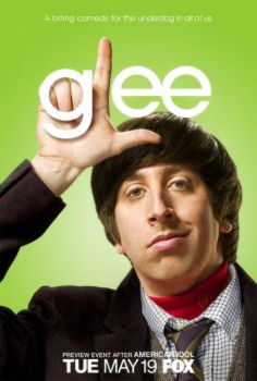 Wolowitz at Glee ??? by CatDigitalArt