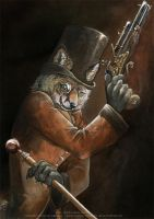 Mr. Fox by Qzurr