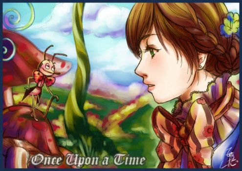 Once Upon a Time by miku-dchan