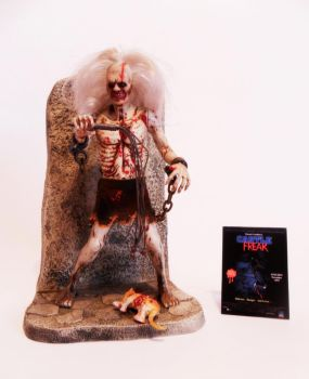 castle freak figure 1998 by memix62