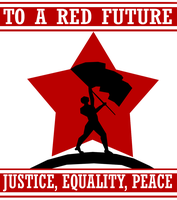 To a Red Future by Party9999999