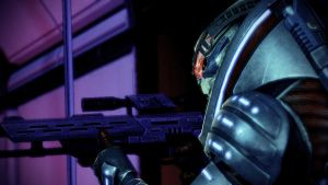 Mass Effect 2 by TheIka