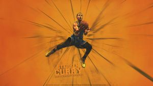 Stephen Curry by KDforMVP
