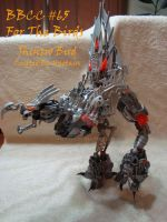 Bionicle MOC: Jhintro Bird by Haotaus