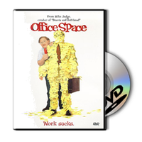 Office Space DVD icon by whyred