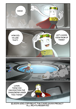 Candleman Page 30 by andystudio29