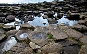 Giant's Causeway IV by hellslord