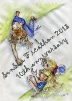 Venus and Zoisite_Banner Time_Ficathon 2013 by elianthos80