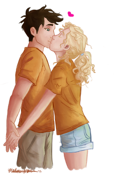 Percabeth has taken over by madymadison