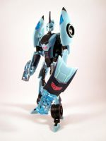 Blurr (Robot mode) by scoobsterinc