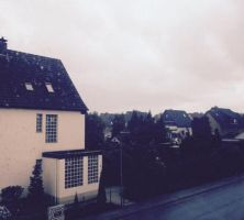German Houses by BlossomOfWords