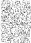 The many faces of Edward Elric by Shadow-wolves666