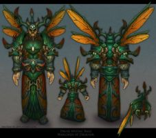 Druid Mythic tier 17 by FirstKeeper