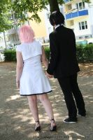 SasuSaku - Take a Walk 2 by Wings-chan