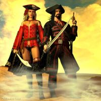 Captains for KaanaMoonshadow by Shawn-Morrill