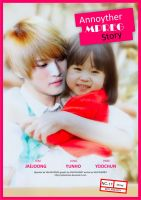 POSTER YUNJAE (Another Mpreg story II) by valicehime