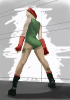 Cammy (improved) by ElDavo2