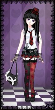 Gothic Lolita by NickyBell6597