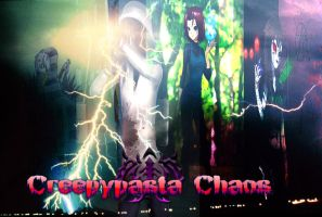 Creepypasta Chaos Artwork 3 by Stormtali