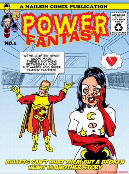 Power Fantasy cover by nailsin
