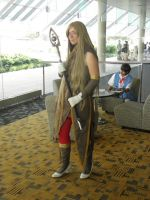 Otakon 2013 - Tear Grants by mugiwaraJM