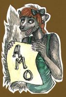 Andmovingon Badge by CannedTalent