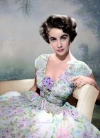 Elizabeth Taylor by klimbims