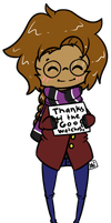 Thank You So Much! by Abissh
