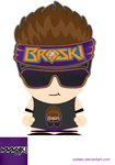 southpark broski by outeez