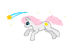 White Wish Pixel Commission by OneLifeRemaining