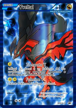 Promo 14:Yveltal by MultiSonic99
