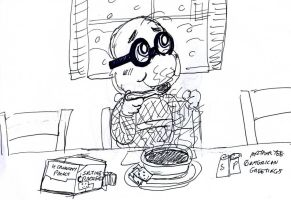 Turtle's Soup by Artytoons