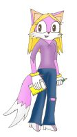 Updated Sonic Character Form by Lavender-Star