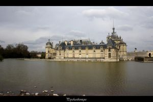 Chantilly Castle by Psychasthenique
