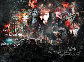GACKT's 469th birthday ver.2 by BibiannaLanana