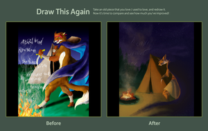 Draw This Again by bolthound