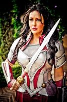 Sif Cosplay by captainjaze