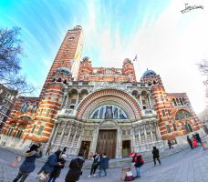Westminster Cathedral by JuanChaves