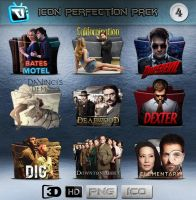 Icon Perfection Pack 4 by caviya
