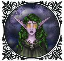 Druid of the Wild by Coral-Ann
