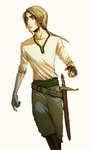 Pirate Link by mayday-daywalker