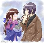 FB - The Scent of Her Hair by YoukaiYume
