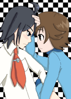 -Kuroshipping- Love Fever by one-who-seeks-TRUTH