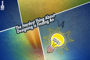 The Hardest Thing About Designing ! by Khaalil