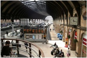 Arrival at York station by Stumm47