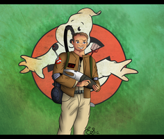 Father's day - Ghostbusters by Emsoble