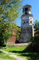 old tower in Viipuri by Northern-beauty