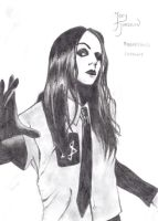 .:Joey jordison:. by Stankula