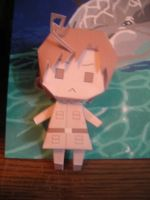 Romano Papercraft by DuckHunter111