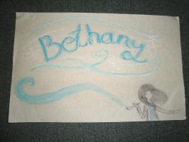 Bethany by TheMidnightRainstorm